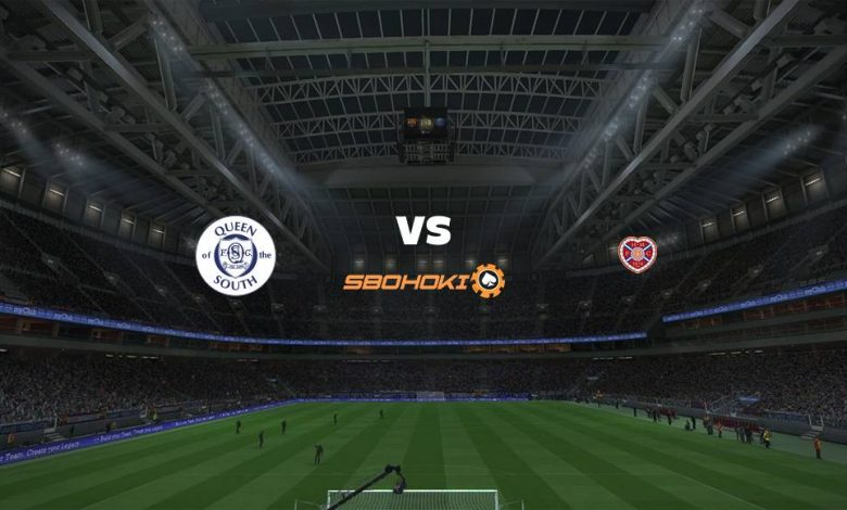 Live Streaming  Queen of the South vs Heart of Midlothian 12 Februari 2021 1