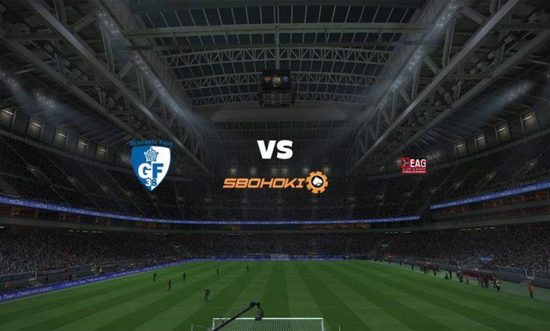 Live Streaming  Grenoble vs Guingamp 3 Februari 2021 1