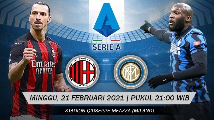 AC Milan vs Inter Milan, Pertandingan Perebutan Juara? 1