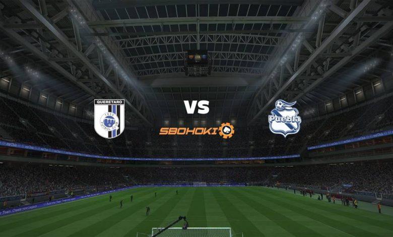 Live Streaming  Querétaro vs Puebla 21 Februari 2021 1