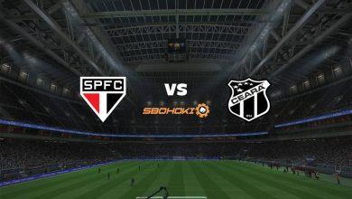 Photo of Live Streaming  São Paulo vs Ceará 11 Februari 2021