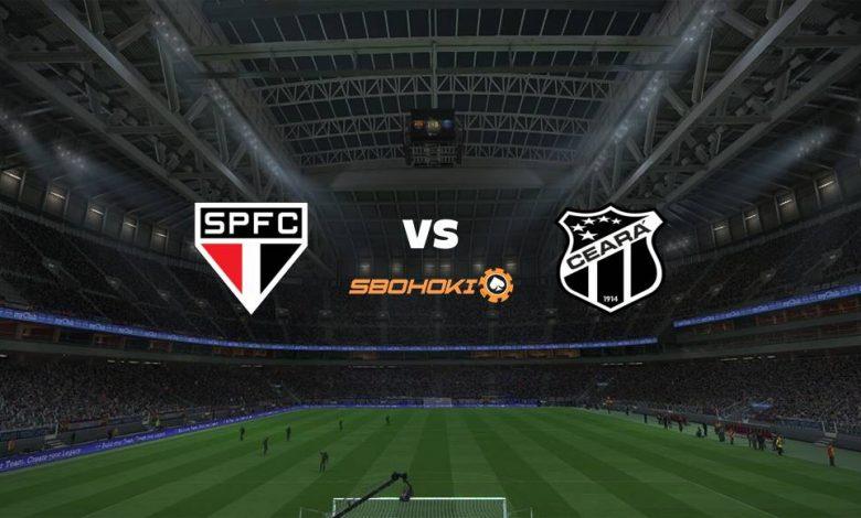 Live Streaming  São Paulo vs Ceará 11 Februari 2021 1