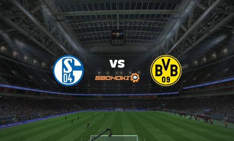 Live Streaming  Schalke 04 vs Borussia Dortmund 20 Februari 2021 1