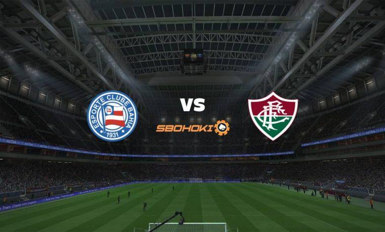 Live Streaming  Bahia vs Fluminense 4 Februari 2021 1
