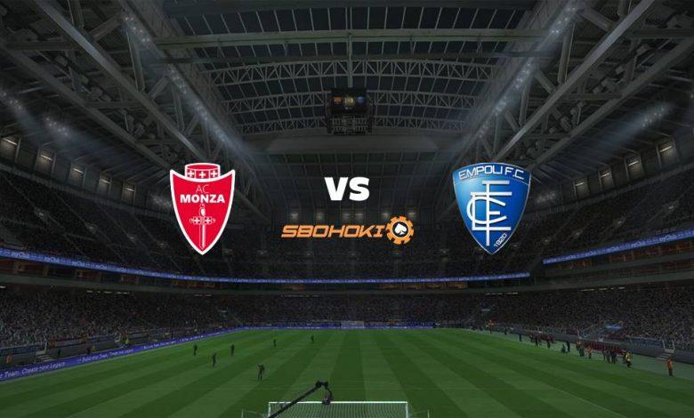 Live Streaming  Monza vs Empoli 6 Februari 2021 1