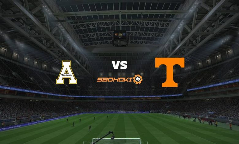 Live Streaming  Appalachian State vs Tennessee Volunteers 20 Februari 2021 1