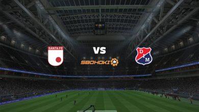 Photo of Live Streaming  Independiente Santa Fe vs Independiente Medellín 21 Februari 2021