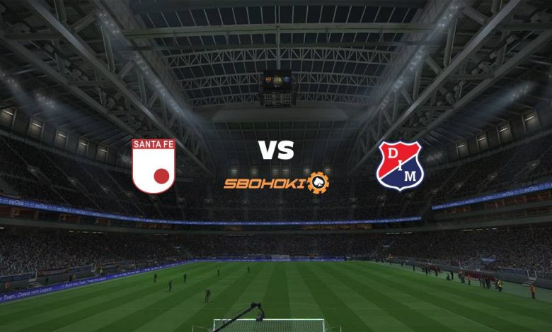 Live Streaming  Independiente Santa Fe vs Independiente Medellín 21 Februari 2021 1