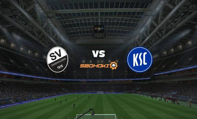 Live Streaming  SV Sandhausen vs Karlsruher SC 13 Februari 2021 1