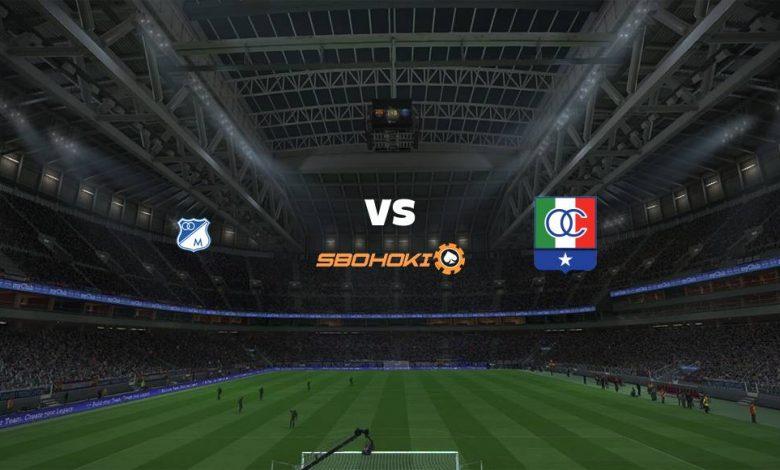 Live Streaming  Millonarios vs Once Caldas 1 Februari 2021 1