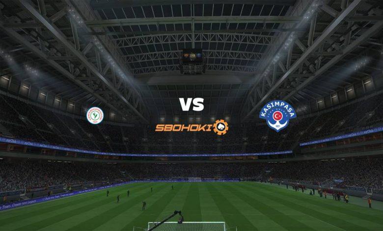 Live Streaming  Caykur Rizespor vs Kasimpasa 2 Februari 2021 1