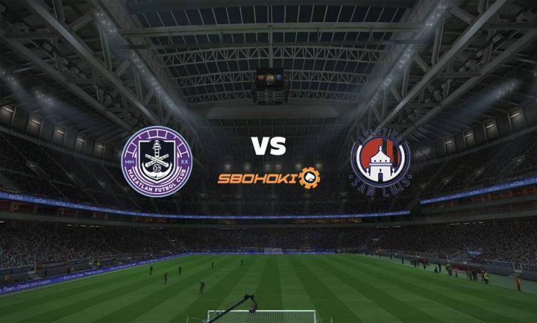 Live Streaming  Mazatlán FC vs Atlético San Luis 13 Februari 2021 1