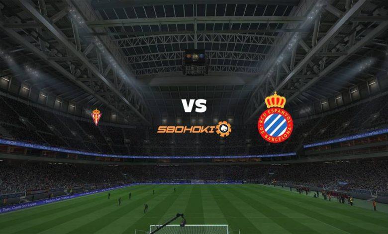 Live Streaming  Sporting Gijón vs Espanyol 28 Februari 2021 1
