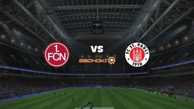 Photo of Live Streaming  FC Nurnberg vs St Pauli 14 Februari 2021