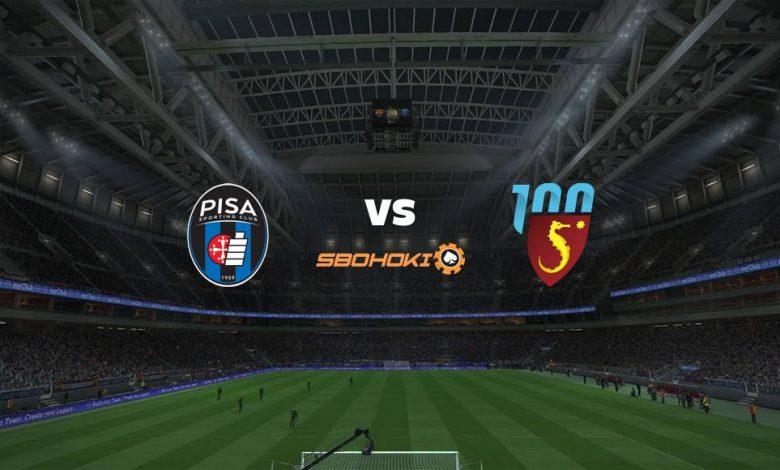 Live Streaming  Pisa vs Salernitana 9 Februari 2021 1