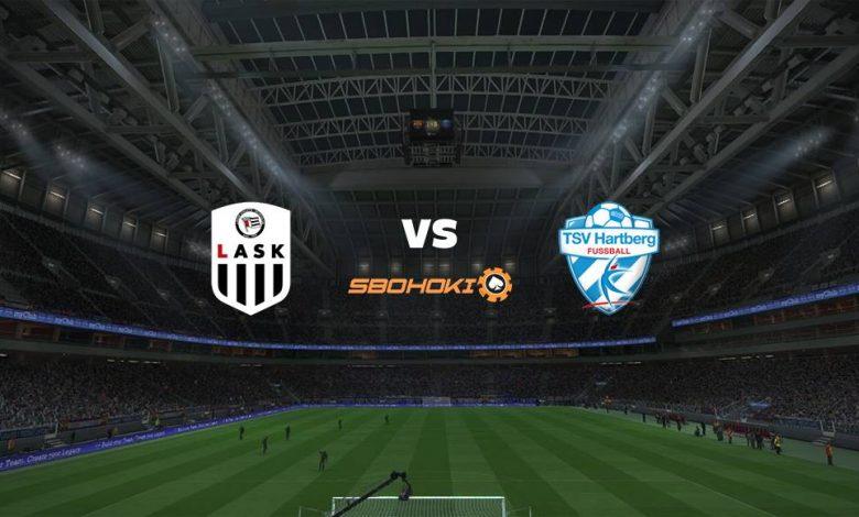 Live Streaming  LASK Linz vs TSV Hartberg 27 Februari 2021 1