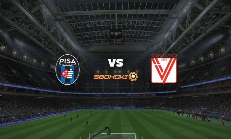 Live Streaming  Pisa vs Vicenza 27 Februari 2021 1