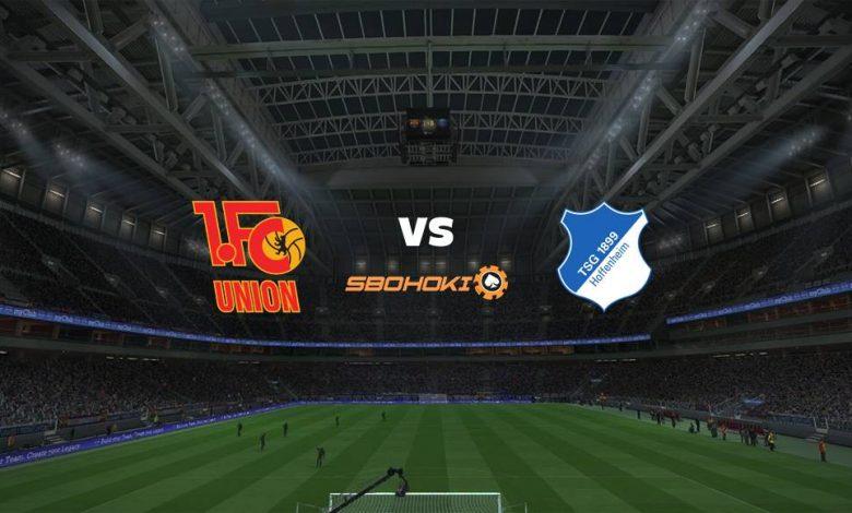 Live Streaming  FC Union Berlin vs Hoffenheim 28 Februari 2021 1