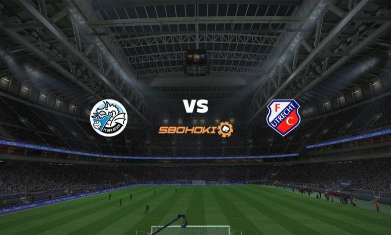 Live Streaming  FC Den Bosch vs Jong FC Utrecht 26 Februari 2021 1