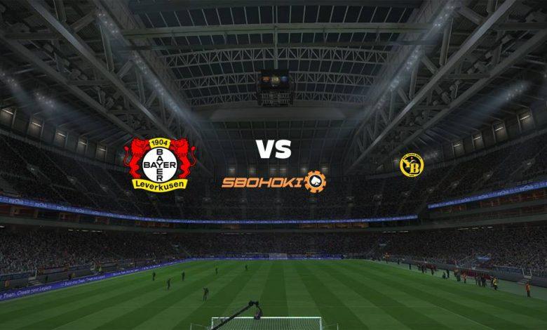 Live Streaming  Bayer Leverkusen vs Young Boys 25 Februari 2021 1