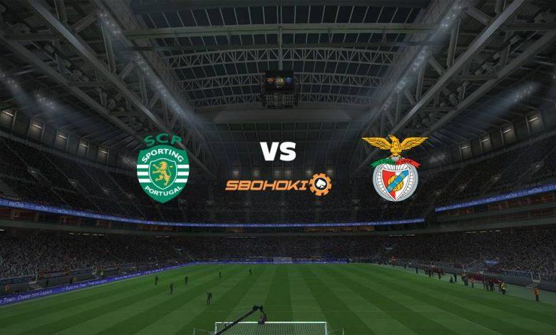 Live Streaming  Sporting CP vs Benfica 1 Februari 2021 1
