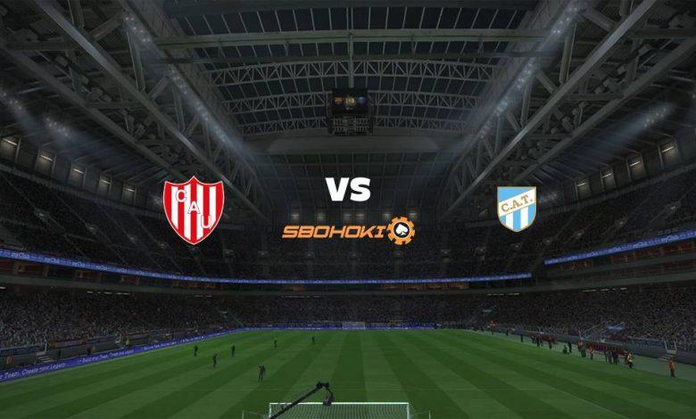 Live Streaming  Unión (Santa Fe) vs Atlético Tucumán 13 Februari 2021 1