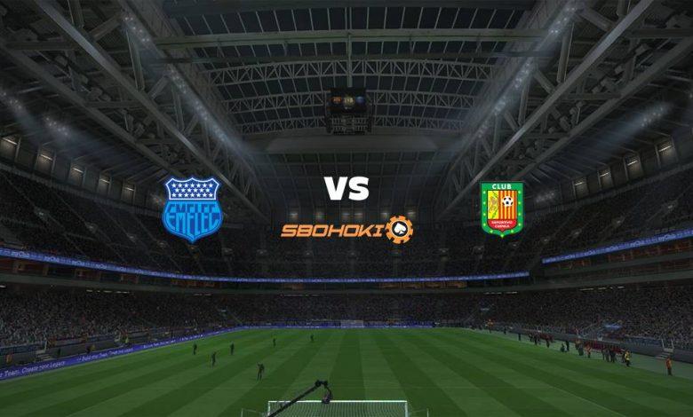 Live Streaming  Emelec vs Deportivo Cuenca 21 Februari 2021 1