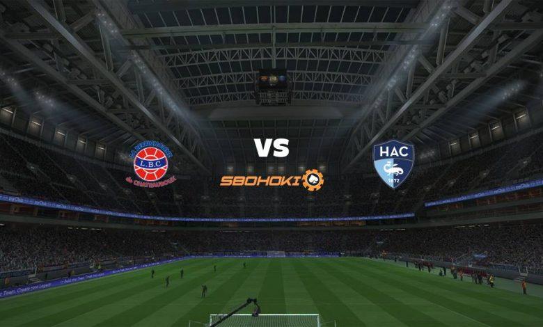 Live Streaming  Chateauroux vs Le Havre AC 13 Februari 2021 1