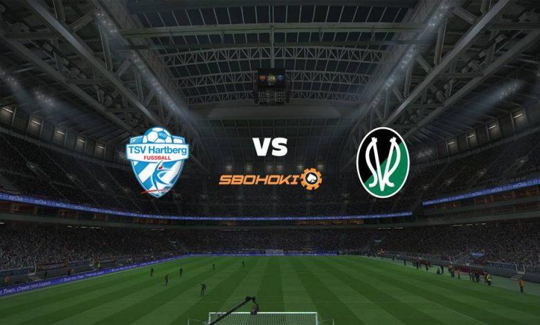 Live Streaming  TSV Hartberg vs SV Josko Ried 20 Februari 2021 1