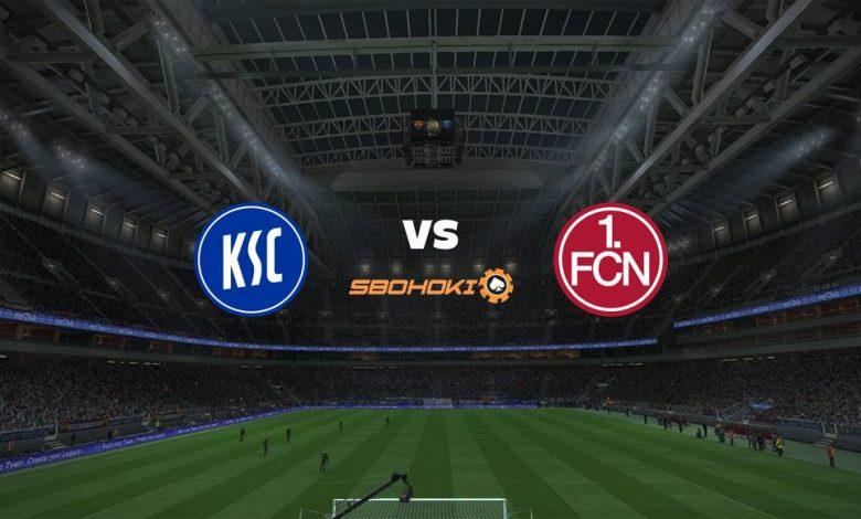 Live Streaming  Karlsruher SC vs FC Nurnberg 21 Februari 2021 1