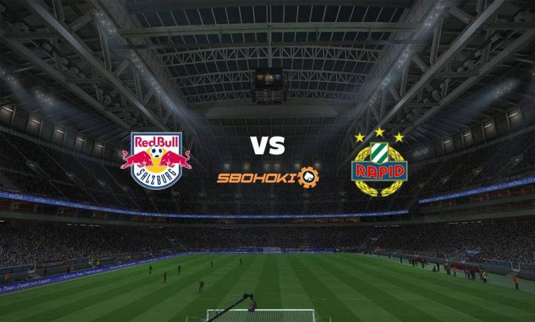Live Streaming  FC Salzburg vs Rapid Vienna 21 Februari 2021 1