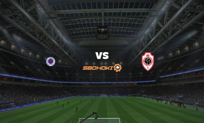 Live Streaming  Rangers vs Antwerp 25 Februari 2021 1