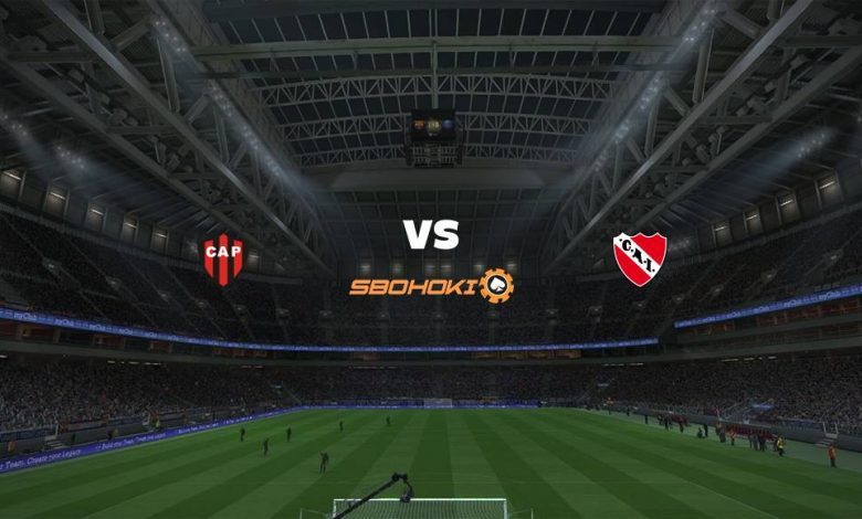 Live Streaming  Patronato vs Independiente 21 Februari 2021 1