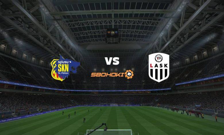 Live Streaming  St. Pölten vs LASK Linz 10 Februari 2021 1