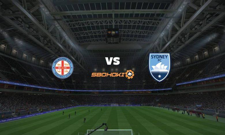 Live Streaming  Melbourne City FC vs Sydney FC 23 Februari 2021 1