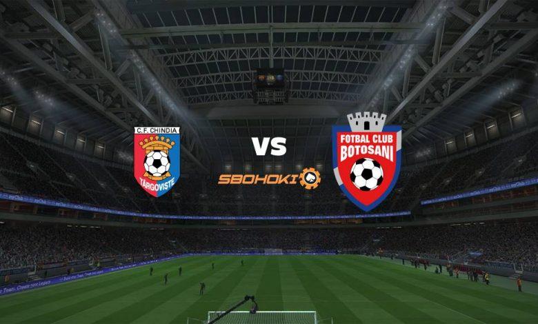 Live Streaming  Chindia Targoviste vs FC Botosani 4 Februari 2021 1