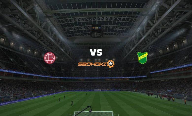 Live Streaming  Lanús vs Defensa y Justicia 20 Februari 2021 1