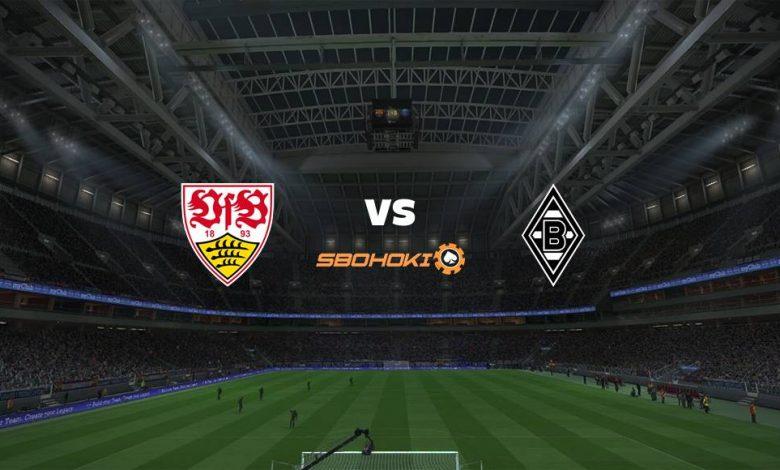 Live Streaming  Stuttgart vs M'gladbach 3 Februari 2021 1