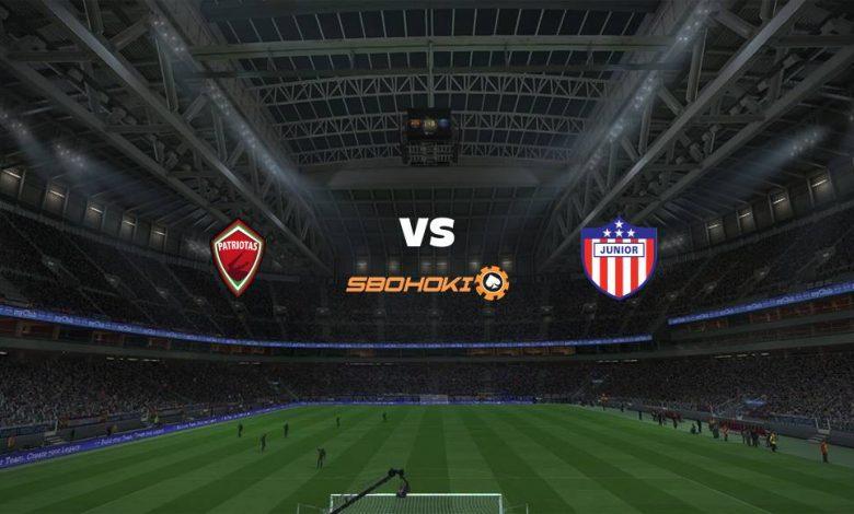 Live Streaming  Patriotas vs Atlético Junior 28 Februari 2021 1
