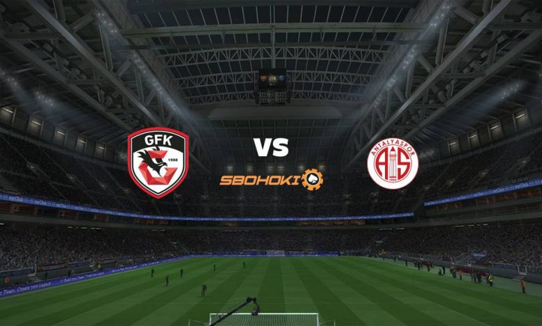 Live Streaming  Gazisehir Gaziantep vs Antalyaspor 21 Februari 2021 1