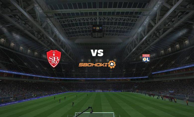 Live Streaming  Brest vs Lyon 19 Februari 2021 1