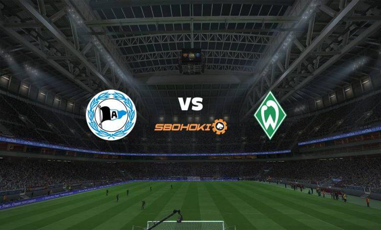 Live Streaming  Arminia Bielefeld vs Werder Bremen (PPD) 7 Februari 2021 1