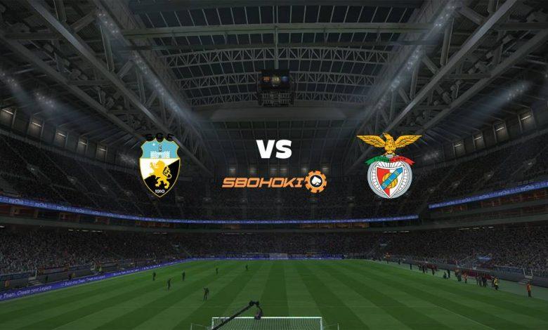 Live Streaming  SC Farense vs Benfica 21 Februari 2021 1