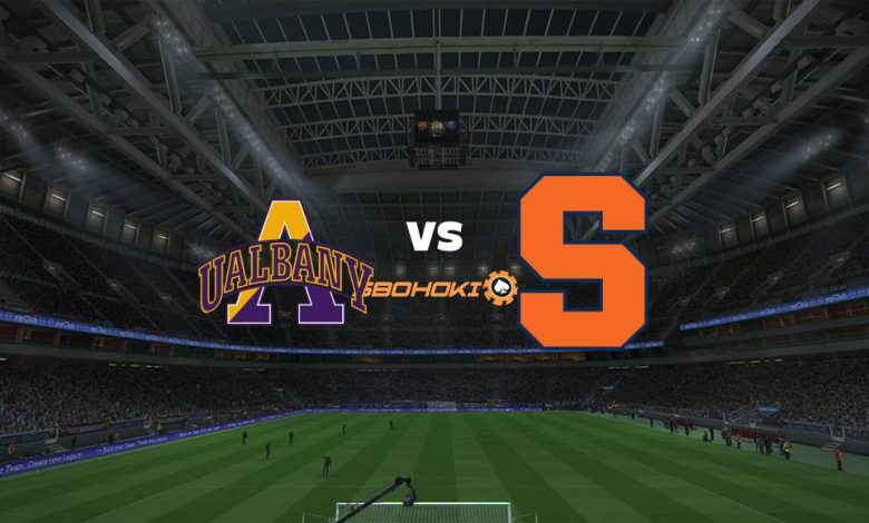 Live Streaming  Albany vs Syracuse 19 Februari 2021 1