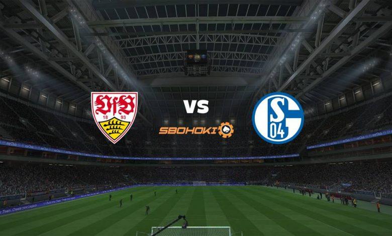 Live Streaming  Stuttgart vs Schalke 04 27 Februari 2021 1