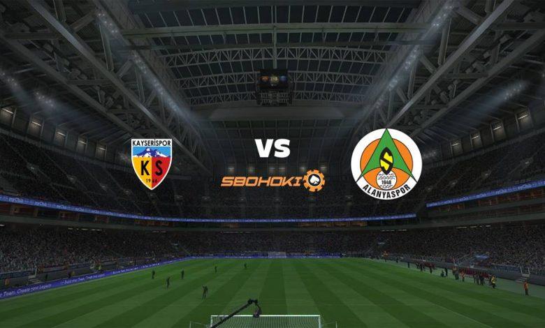 Live Streaming  Kayserispor vs Alanyaspor 3 Februari 2021 1