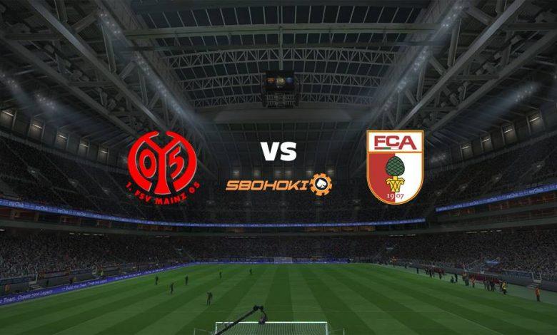 Live Streaming  Mainz vs FC Augsburg 28 Februari 2021 1