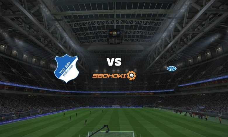 Live Streaming  Hoffenheim vs Molde 25 Februari 2021 1