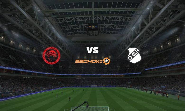 Live Streaming  Olympiakos vs OFI Crete 7 Februari 2021 1