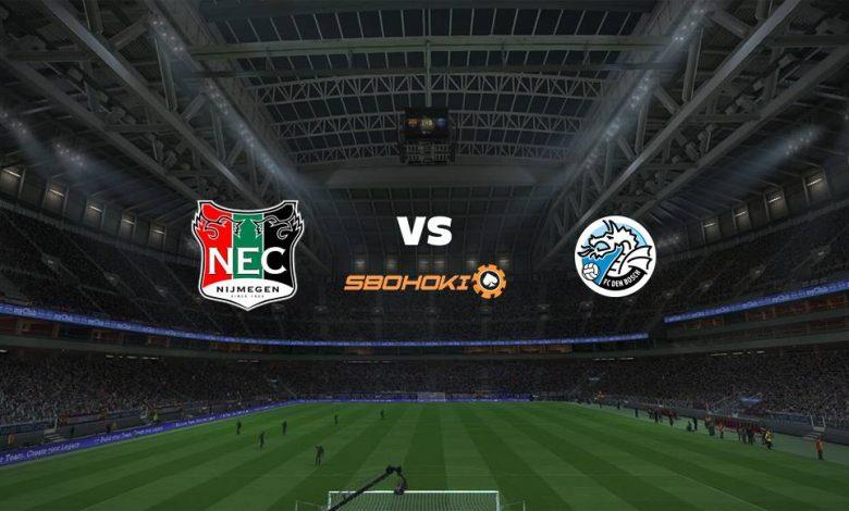 Live Streaming  NEC Nijmegen vs FC Den Bosch 14 Februari 2021 1